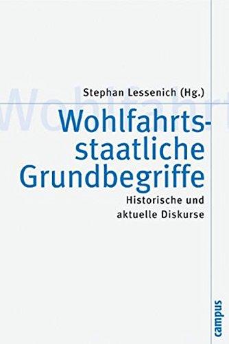 9783593372419: Wohlfahrtsstaatliche Grundbegriffe: Historische und aktuelle Diskurse