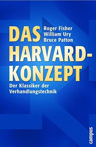 9783593374406: Das Harvard-Konzept: Der Klassiker der Verhandlungstechnik