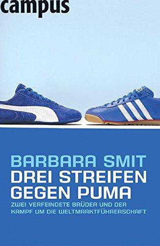 Sport Business Adidas Puma La guerre des logos Antyki i Sztuka Barbara Smit