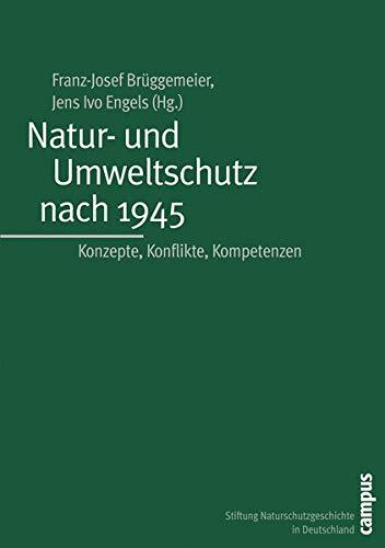 9783593377315: Natur- und Umweltschutz nach 1945