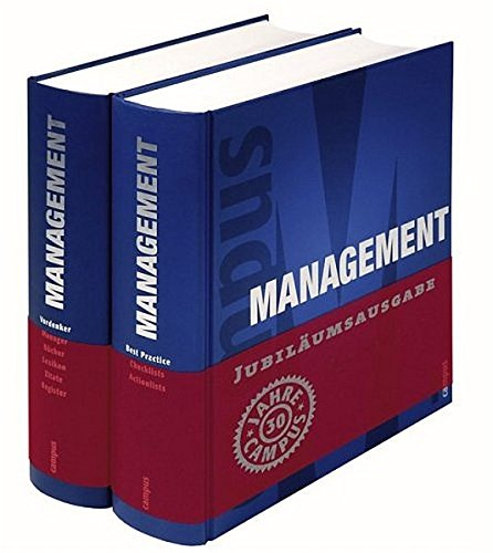 Campus Management: Jubiläumsausgabe [Gebundene Ausgabe] Herbert Allgeier u.v.a. (Übersetzer): ...