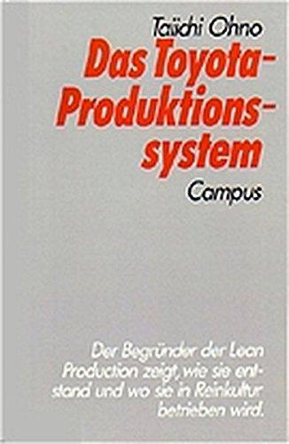 9783593378015: Das Toyota-Produktionssystem