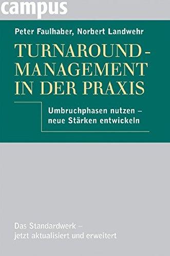 9783593378114: Turnaround-Management in der Praxis