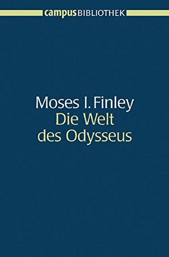 Die Welt des Odysseus (3593378604) by Moses I. Finley