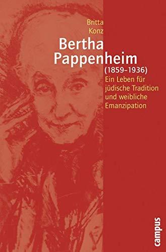 9783593378640: Bertha Pappenheim (1859-1936)