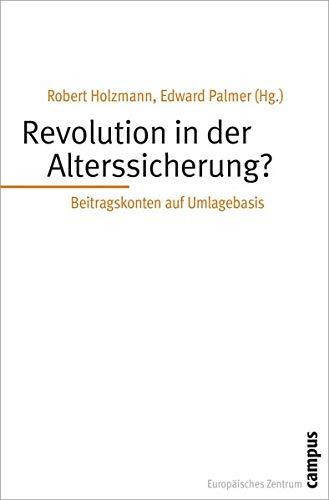 9783593378756: Revolutionen in der Alterssicherung