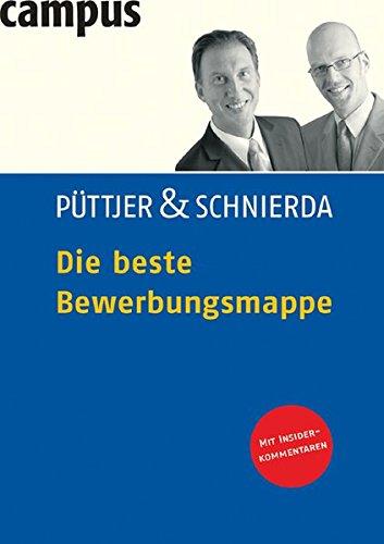 Die beste Bewerbungsmappe: Christian;Schnierda Püttjer