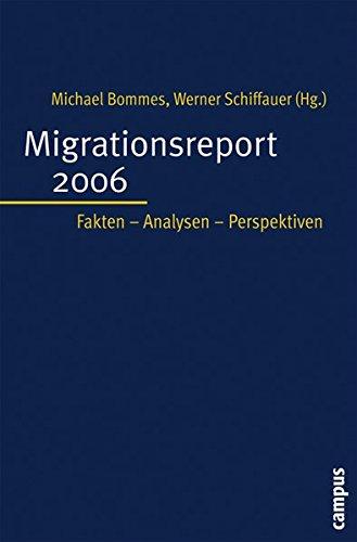 9783593381763: Migrationsreport 2006