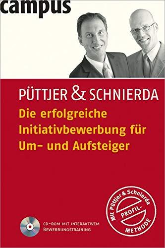9783593383965: Püttjer, C: Erfolgreiche Initiativbewerbung
