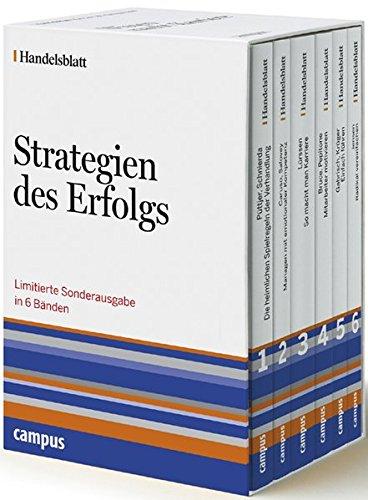9783593384054: Handelsblatt - Strategien des Erfolgs: Band 1 bis 6