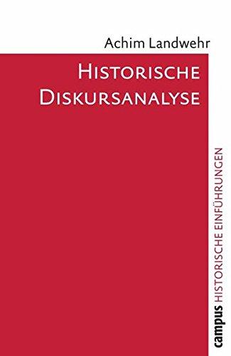 9783593384511: Historische Diskursanalyse