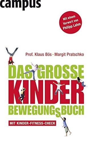 9783593386843: Das große Kinder-Bewegungsbuch