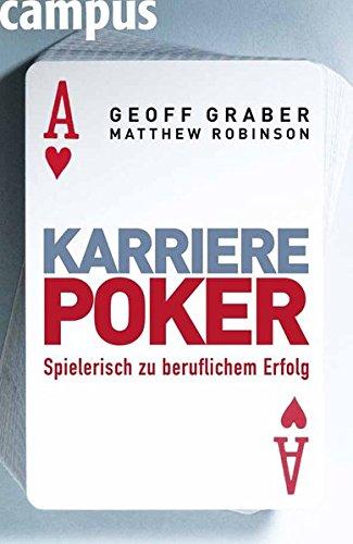 9783593387024: Karriere-Poker: Spielerisch zu beruflichem Erfolg
