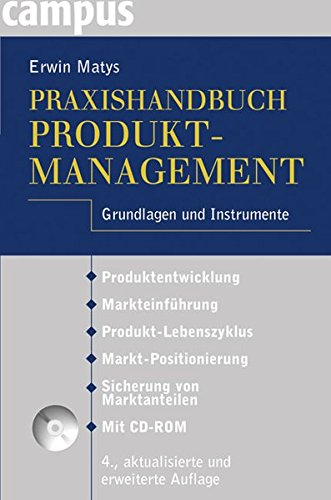 9783593387093: Praxishandbuch Produktmanagement