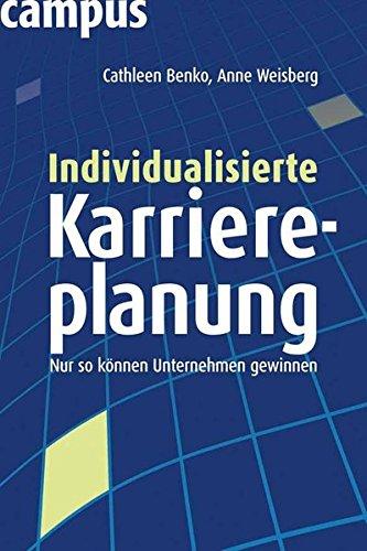 9783593387802: Individualisierte Karriereplanung