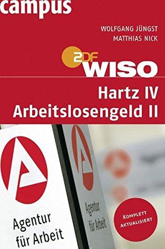 9783593389707: WISO: Hartz IV - Arbeitslosengeld II