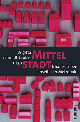 9783593391052: Mittelstadt: Urbanes Leben jenseits der Metropole