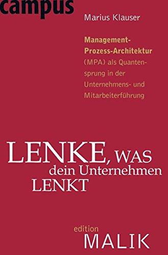 Lenke, was dein Unternehmen lenkt: Marius Klauser