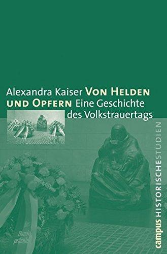 Von Helden und Opfern: Alexandra Kaiser