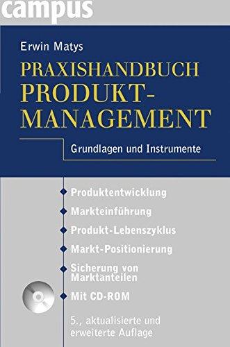 9783593394374: Praxishandbuch Produktmanagement