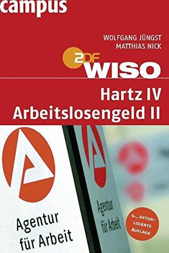 9783593394435: WISO: Hartz IV - Arbeitslosengeld II