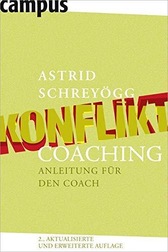 Konfliktcoaching: Astrid Schreyögg
