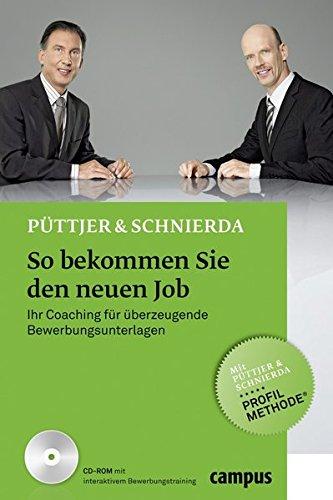 9783593395562: So bekommen Sie den neuen Job