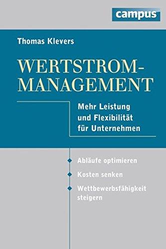 Wertstrom-Management: Thomas Klevers