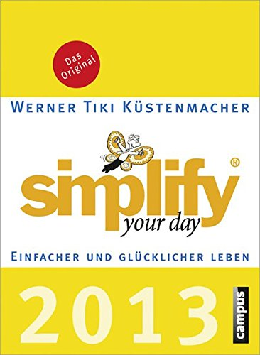 9783593397078: Simplify your day 2013