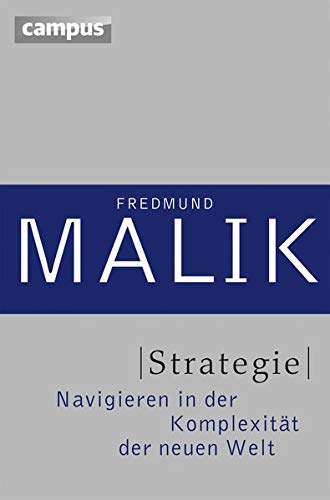 Strategie: Fredmund Malik