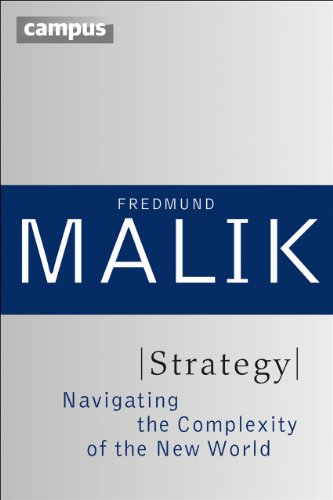 Strategy - Navigating the Complexity of the New World: Malik, Fredmund