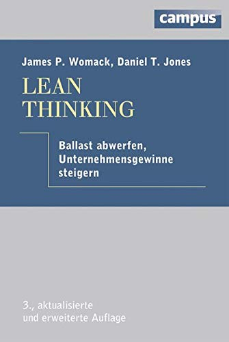 Lean Thinking: James P. Womack