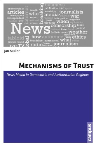 Mechanisms of Trust - News Media in Democratic and Authoritarian Regimes: Müller, Jan