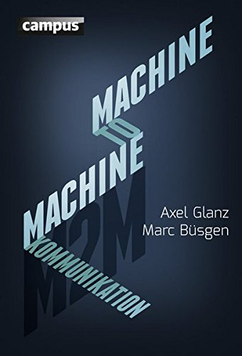 Machine-to-Machine-Kommunikation: Axel Glanz