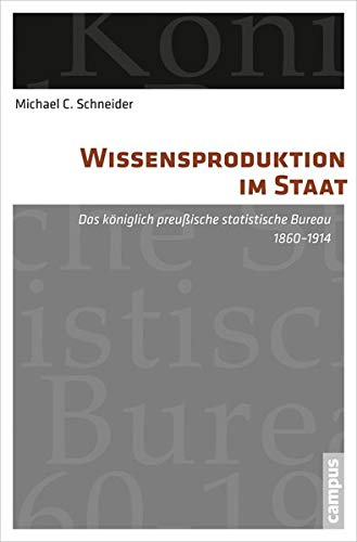 Wissensproduktion im Staat: Michael C. Schneider