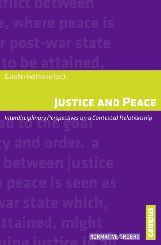 Justice and Peace: Hellmann, Gunther