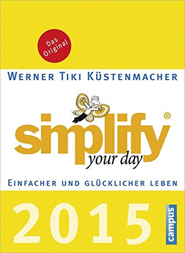 9783593500416: Simplify your day 2015