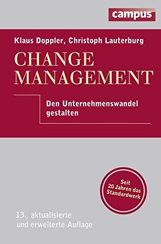 Change Management: Klaus Doppler