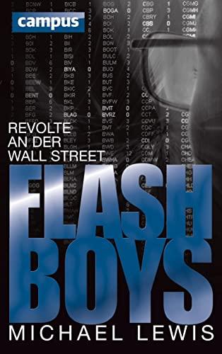 9783593501239: Flash Boys: Revolte an der Wall Street (German Edition With E-Book)