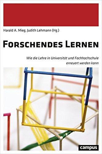 Forschendes Lernen: Mieg, Harald A.