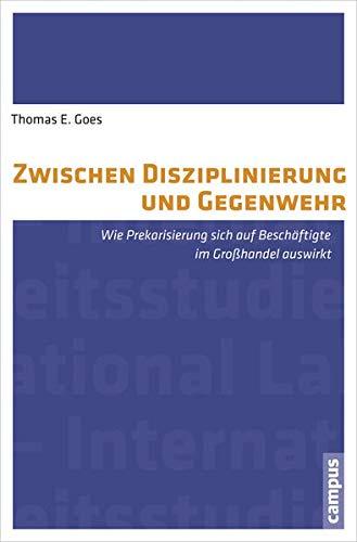 Zwischen Disziplinierung und Gegenwehr: Thomas Goes