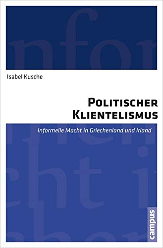Politischer Klientelismus: Isabel Kusche
