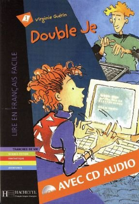 9783595553977: Lire en français facile. Double Je. Mit CD