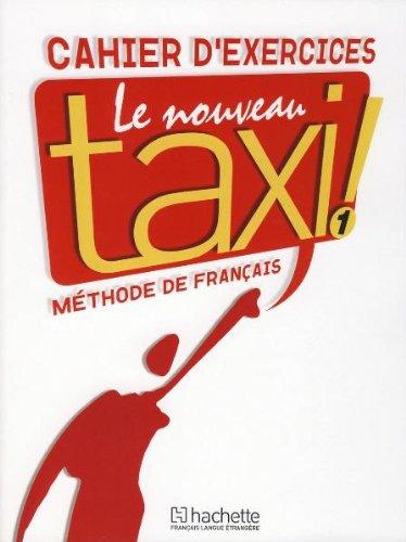 9783595555490: Le nouveau taxi! 1. Cahier d exercices A1