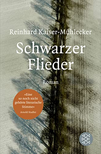 9783596030903: Schwarzer Flieder