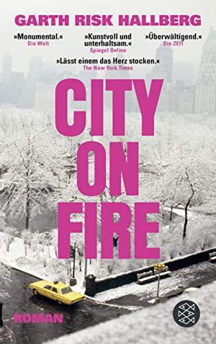 9783596031580: City on Fire