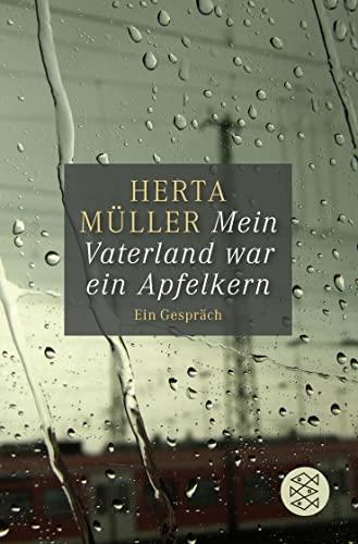 9783596033652: Mein Vaterland war ein Apfelkern: Ein Gespräch mit Angelika Klammer