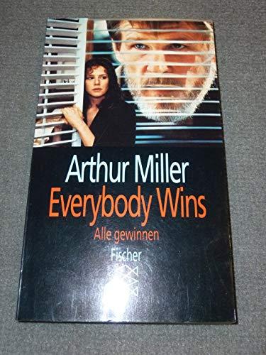 9783596103836: Everybody Wins. ( Alle gewinnen). Drehbuch. ( Theater. Funk. Fernsehen).