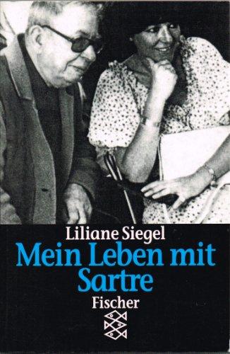 9783596104185: Mein Leben mit Sartre