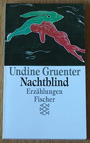 9783596104239: Nachtblind. Erzählungen
